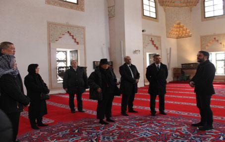 Tajlandska princeza Maha Chakri Sirindhorn posjetila Gazi Husrev-begovu džamiju