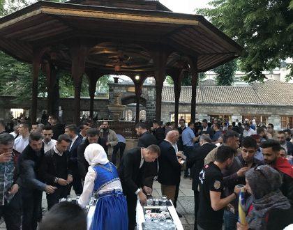 Gazi Husrev-begov vakuf - Ramazanu i postačima pokazujemo ljubav i poštovanje